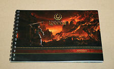 Legend-Hand of God artbook art book libro