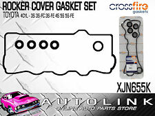 ROCKER COVER GASKET SUIT TOYOTA CAMRY SXV10R SXV20R 2.2lt (5S-FE) 4CYL 1995-2002
