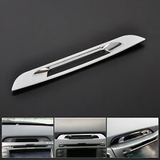 Chrome Interior Console Display Molding Cover Trim for Kia Sportage R 2011-2015