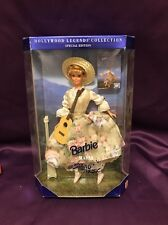 New! 95 Barbie as Maria in The Sound of Music Mattel doll Hollywood Legends