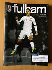 Fulham v Bolton Wanderers Official Football Programme 17th December 2011