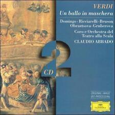 Verdi: Un ballo in maschera / Domingo, Ricciarelli, Bruson, Raimondi, Gruberova,