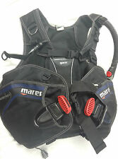 Mares Vector Epic Scuba Diving Weight Vest, Medium, Black
