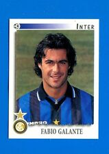 CALCIATORI PANINI 1997-98 Figurina-Sticker n. 133 - GALANTE - INTER -New