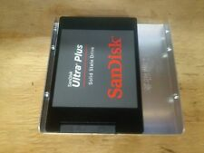 "SANDISK Internal SSD Solid State Drive 64GB SDSSDP-064G 2.5"" Sata  or  3.5"""