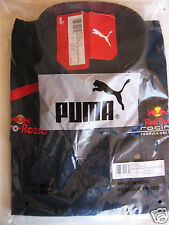 F1 Red Bull Racing Puma Race Shirt Team Wear Toro Rosso Vettel Weber BNIP Rare