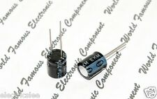2pcs-Roederstein / ROE EKM 220uF (220µF) 16V Radial Electrolytic Capacitor