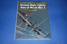 Osprey Aircraft of the Aces 20 German Night Fighter Aces of World War  J. Scutts