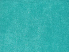 Jade Green Solid Color Anti-Pill Fleece Fabric  by the Yard   BTY