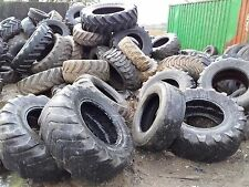 Scrap Tractor Tyre Fitness Gym Strongman MMA Training Crossfit Workout Boot Camp