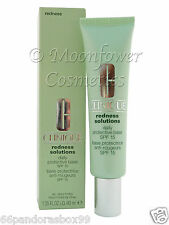 Clinique Redness Solutions Daily Protective Base Prevents Conceals Primer BOXED