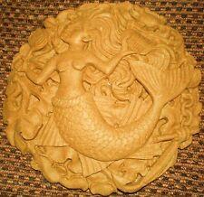 Latex craft moule pour faire mermaid plaque réutilisable art & crafts hobby