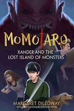 Momotaro Xander and the Lost Island of Monsters-ExLibrary