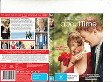 About Time-2013-Domhnall Gleeson-Movie-DVD