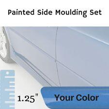 "Painted 1.25"" Body Side Moulding Set for Chevrolet Cruze Sedan (Factory Finish)"
