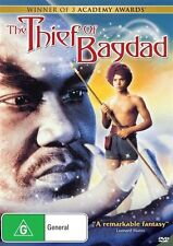 The Thief Of Bagdad DVD NEW and SEALED - FREE DELIVERY