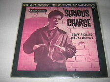 "CLIFF RICHARD MAXI VINYL 12"" HOLLANDE SERIOUS CHARGE"