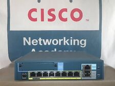 CISCO ASA5505-K8 Security Firewall In Box 10 Users 9.2 IOS 5505 VPN 1YR WARRANTY