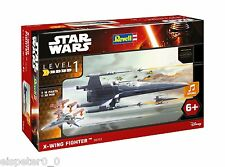 Star Wars (VII) Resistance X-wing Fighter, Revell Kit construcción 06753