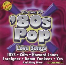 Best Of 80S Pop: Love Songs / Various - Best Of 80S Pop - CD New Sealed