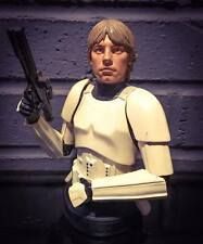 Gentle Giant Star Wars Luke Skywalker Stormtrooper Bust Exclusive! 1271/3500