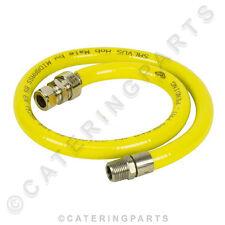 1M Kit de tubo largo tubo flexible conector de la manguera de gas para instalación fija Placa