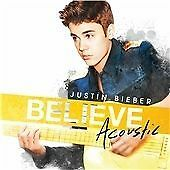 JUSTIN BIEBER / BEIBER - BELIEVE ACOUSTIC CD ALBUM BRAND NEW