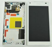 Sony Xperia Z5 Compact E5803 E5823 LCD Screen Display with Digitizer Touch White