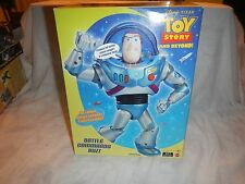 Buzz Lightyear Light Year Original Talking Figure Sealed in Box Disney Toy Story