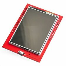 """1PCS 2.4"""" TFT LCD Shield Touch Panel Module TF Micro SD For Arduino UNO R3"""
