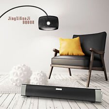 BQ008 Bluetooth TV Soundbar Stereo Sound Speaker .Wireless Home Audio.laptop