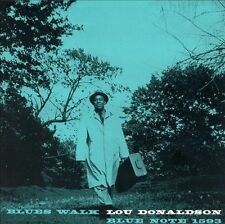 Blues Walk by Lou Donaldson (CD, May-1987, Blue Note (Label))