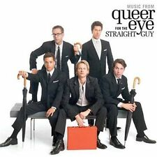 (CD) Music from Queer Eye For The Straight Guy: Whats That Sound? [inc Video]
