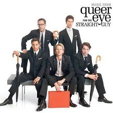 1 CENT CD Queer Eye for the Straight Guy - OST kylie minogue, elton john