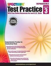 SPECTRUM prova pratica, grado 3 da parte dello spettro (libro in brossura/softback, 2013)