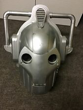 Doctor Who Cyberman Light Up Voice Changer Helmet Mask BBC Cyber Man 2006