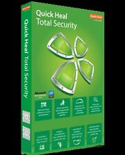 Quick Heal Total Security Antivirus latest 1 User - 1 Year (TR1)