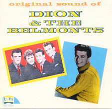 DION & THE BELMONTS Original Sound Of JAP Press Teichiku TECP 22055 1989 CD