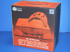 New APPLE BANDAI Pippin Atmark @mark Console System Import Japan