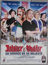 Affiche ASTERIX ET OBELIX Au service secret de sa majesté DANY BOON 40x60cm