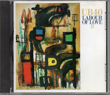 (CD) UB40 - Labour Of Love II