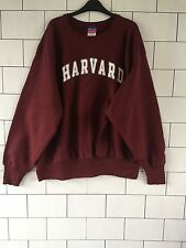 USA URBAN VINTAGE RETRO BURGUNDY CHAMPION SWEATSHIRT SWEATER SIZE XL #140