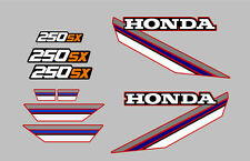 HONDA 1985 '85 ATC 250 SX 250SX Replica Decal Set stickers