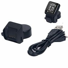 USB Charging Charger Cable For TomTom Runner 2 Music Spark Cardio GPS Watch #IP