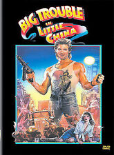 Big Trouble in Little China (DVD, 2002)