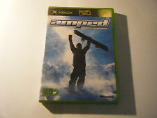 Amped : Freestyle Snowboarding - Microsoft Xbox - Complet - Occasion