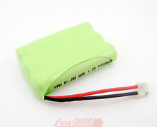 Ni-MH 3.6V 700mAh Cordless Phone Battery w/UV Plug for GE 5-2721 SJB2142 AAA US
