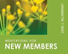 Meditations for New Members (The Faithful Servant Series)