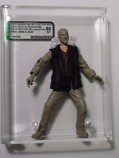 Dr. Who (9th Doctor) AFA graded 80 prototype/first shot figure CIB authentic!