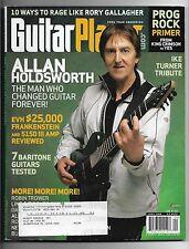 Guitar Player April 2008 Allan Holdsworth Robin Trower Ike Turner